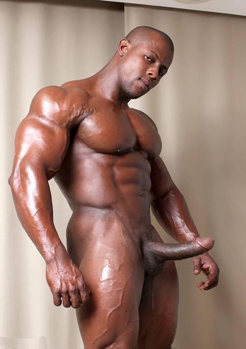 Black muscle cock tumblr