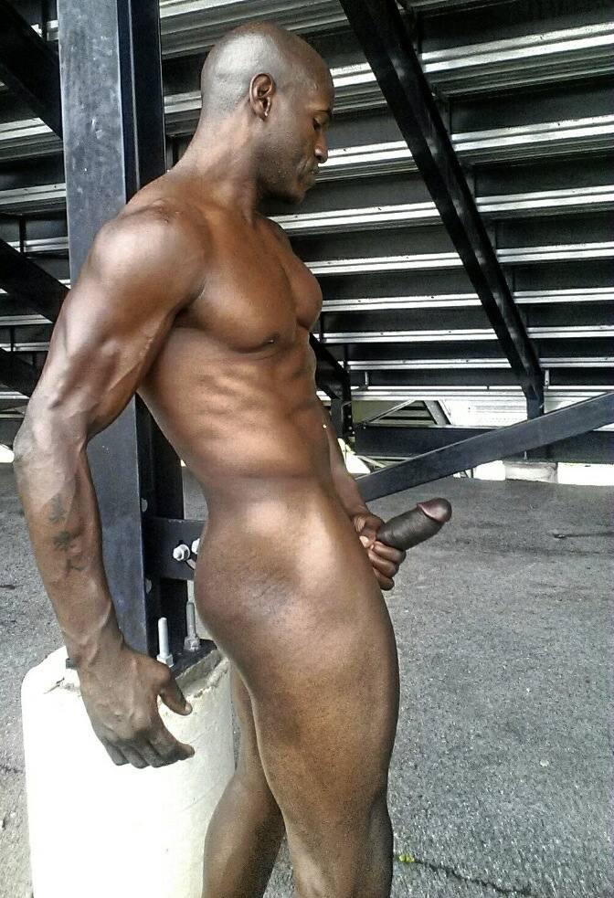 Free black male solo nude pics