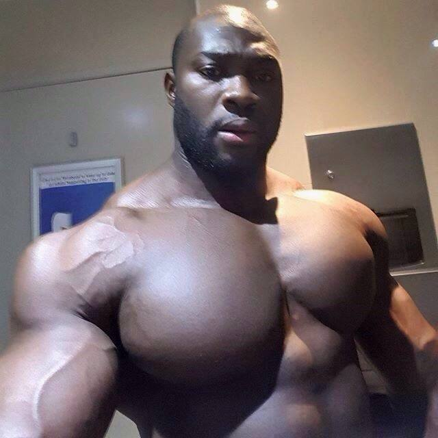 Tumblr big black men
