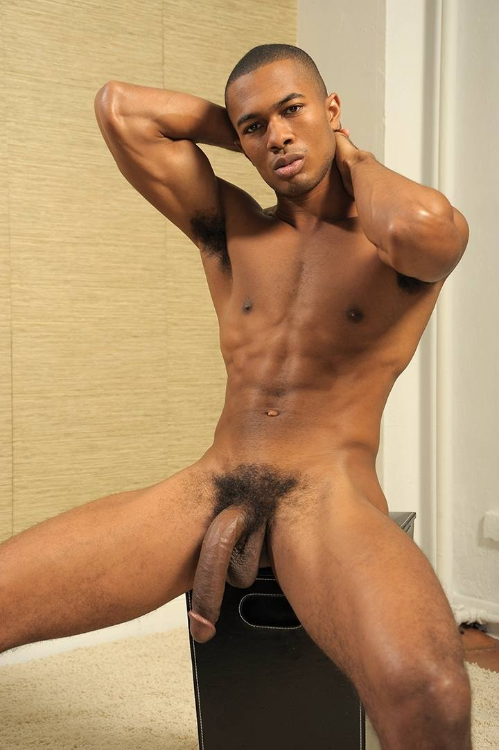Older Black Men Big Dick