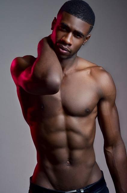 nude hot men black